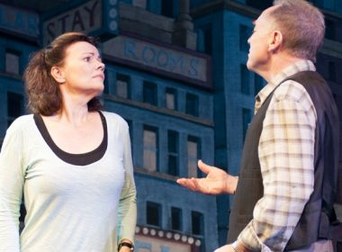 With love-struck gamblers and fortuitous drama, Guys and Dolls is a sure bet. (Simon Poitrimolt / The McGill Tribune)