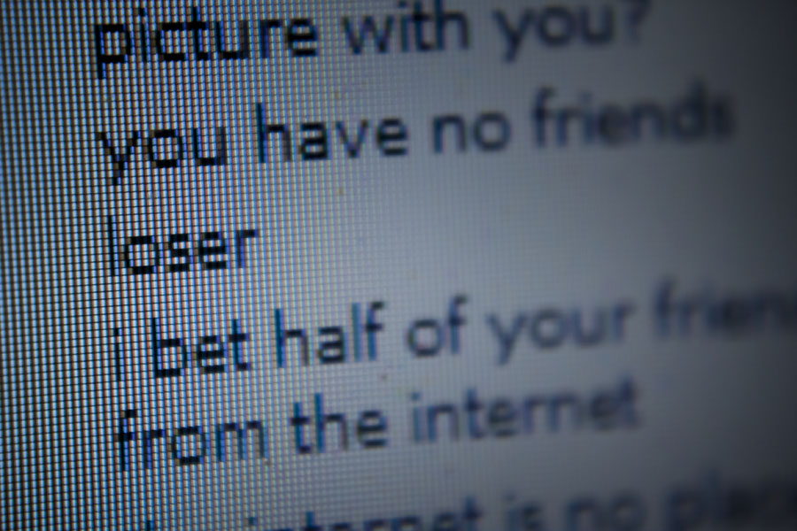 Cyberbullying affects both youths and adults. (Mike King / McGill Tribune)