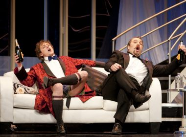 Die Fledermaus marries classic charm with Montreal familiarity. (Simon Poitrimolt / McGill Tribune)