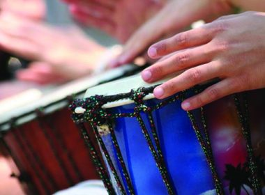 Music, like drum circles, is suspected to have healing qualities. (gogobot.com)