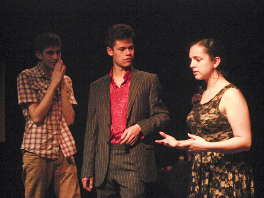 Players' MDF runs Apr. 10 to 13. (Wendy Chen / McGill Tribune)