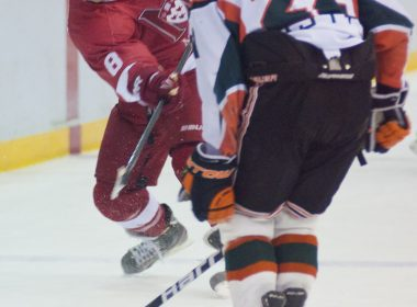 Redmen Hockey (Jesse Conterato / McGill Tribune)