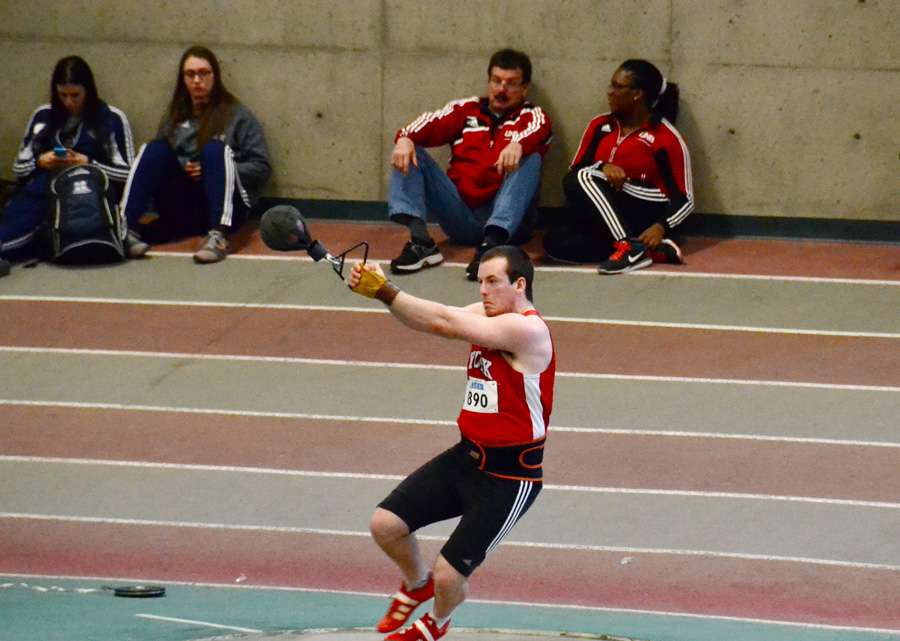 mcgill track and field meet