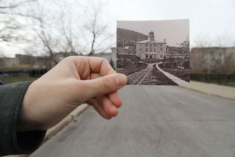 McGill then and now
