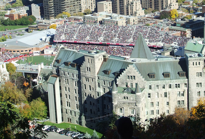 Picture of Molson Stadium