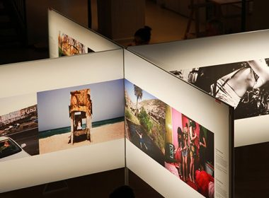 Photos on display at World Press Photo exhibition