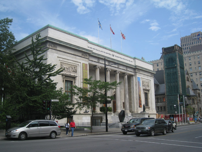 Fine Arts Museum of Montreal. (questier.com)