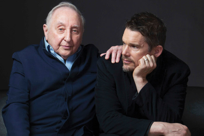 ethan hawke and seymour bernstein