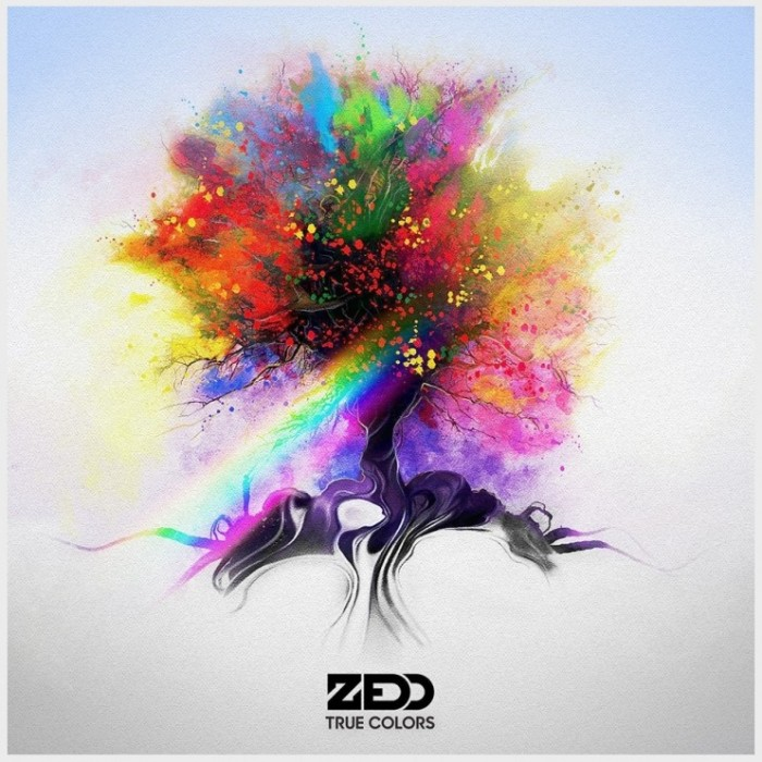 Zedd True Colors album artwork