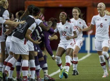Ashley Lawrence Canada vs. Netherlands Women's World Cup