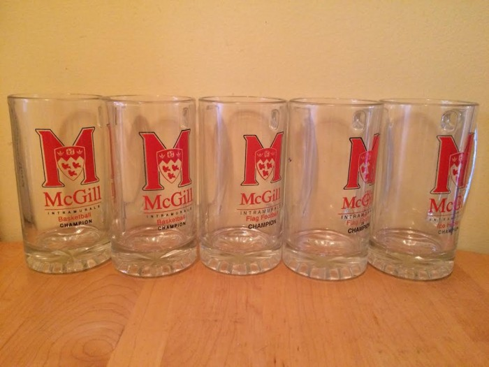 McGill Intramurals mug