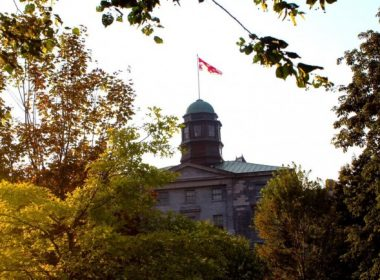 McGill University Arts Building
