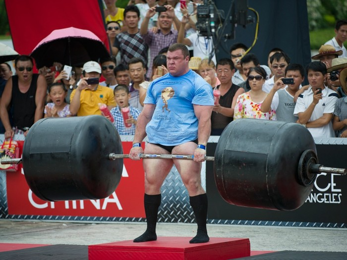 10 Things: World's Strongest Man | The McGill Tribune