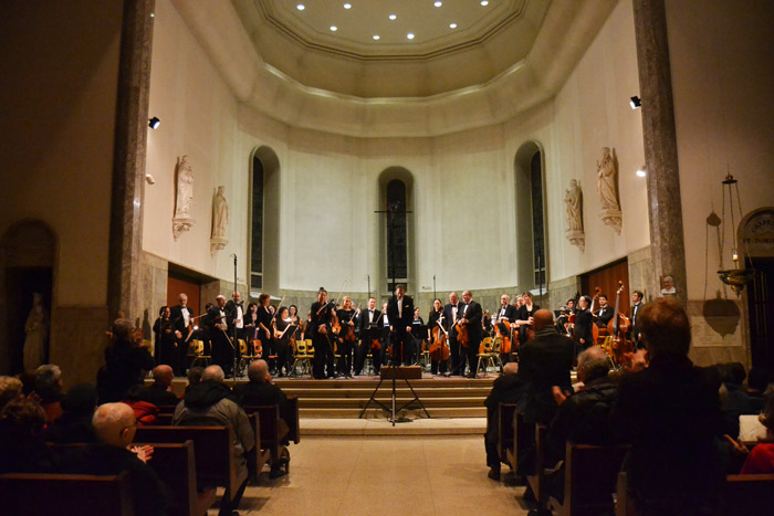 I Medici d McGill Winter concert