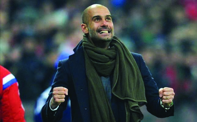 Pep Guardiola will bring his magic to the premier league next year. (www.ghettoradio.com)