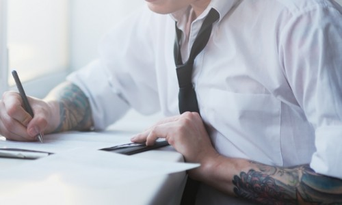 Getting inked the realities of tattoos in the workplace for Tattoos in the workplace discrimination