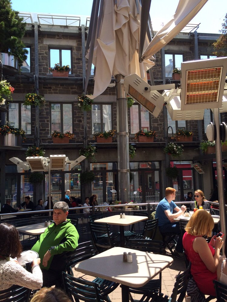 Out on the town montreal s best terraces for any occasion for Jardin nelson