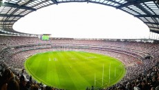Melbourne Cricket Ground at the Anzac Day Clash (Aaron Rose / McGill Tribune)