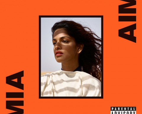 M.I.A's new album AIM is ultimately disappointing. (www.slantmagazine.com)
