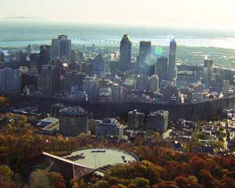 Montreal is walled-in in the movie Warm Bodies (creativecow.net)