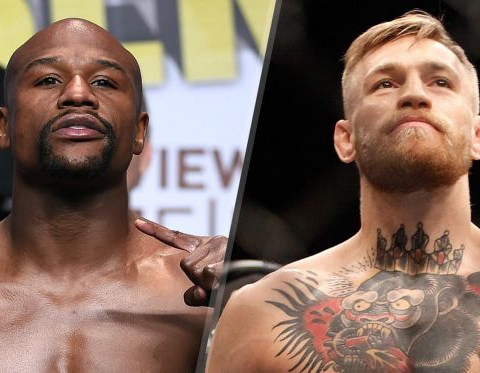 Floyd Mayweather and Conor McGregor  are the biggest PPV draws in the history of their respective sports. (foxsports.com)