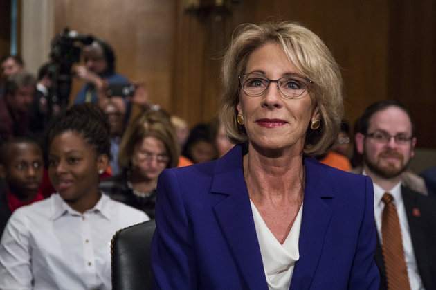 American Secretary of Education nominee Betsy DeVos is a threat to students with disabilities
