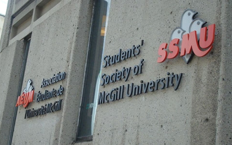 (Students' Society of McGill University)