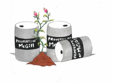 Divest McGill Illustration