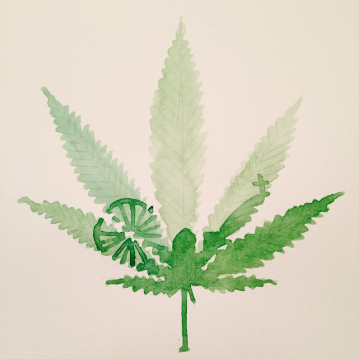 The Cannabis Act, which legalizes marijuana possession, comes into effect Oct. 17. (Winnie Lin / The McGill Tribune)