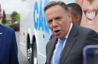 The CAQ's anti immigration policy at McGill