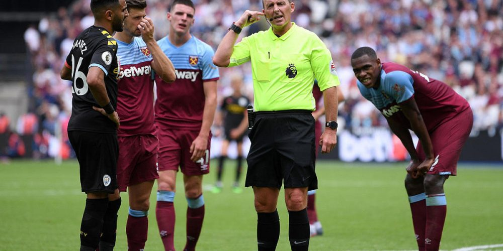 Virtual Assistant Referees